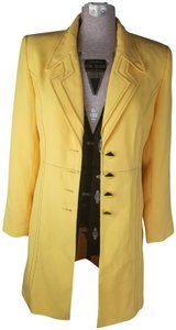 Gantos Jacket Coat yellow Blazer