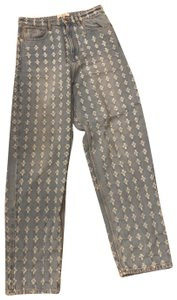 Étoile Isabel Marant Relaxed Fit Jeans-Light Wash