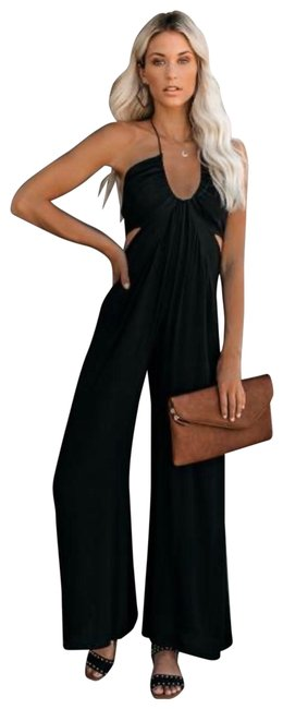 Item - Black Romper/Jumpsuit