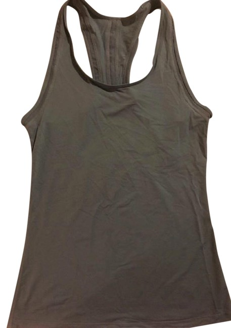 Item - Grey fit Activewear Top Size 2 (XS)