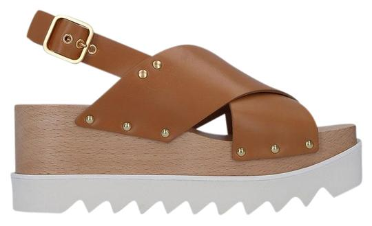 Preload https://img-static.tradesy.com/item/26513529/stella-mccartney-brown-percy-sandals-size-eu-38-approx-us-8-regular-m-b-0-1-540-540.jpg