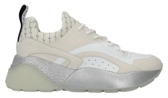 Preload https://img-static.tradesy.com/item/26514245/stella-mccartney-white-and-silver-eclypse-sneakers-size-eu-35-approx-us-5-regular-m-b-0-1-540-540.jpg