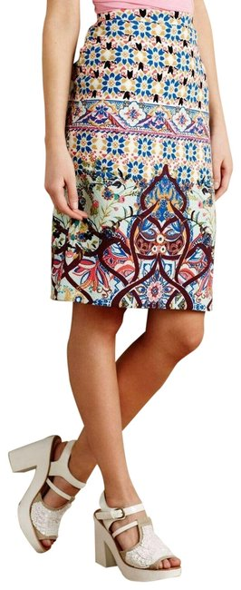 Preload https://img-static.tradesy.com/item/26514455/hd-in-paris-blue-kaleidoscope-pencil-by-skirt-size-6-s-28-0-1-650-650.jpg