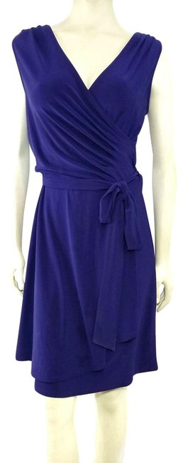 Preload https://img-static.tradesy.com/item/26514495/41hawthorn-purple-stretch-knit-sleeveless-faux-wrap-belted-mid-length-workoffice-dress-size-10-m-0-1-650-650.jpg