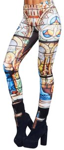 Blackmilk Black Milk Clothing Cathedral Leggings
