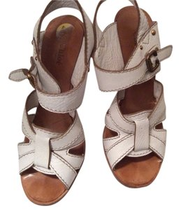 Chloé White Sandals