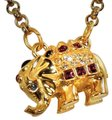 Joan Rivers Vintage Signed Joan Rivers Elephant Necklace