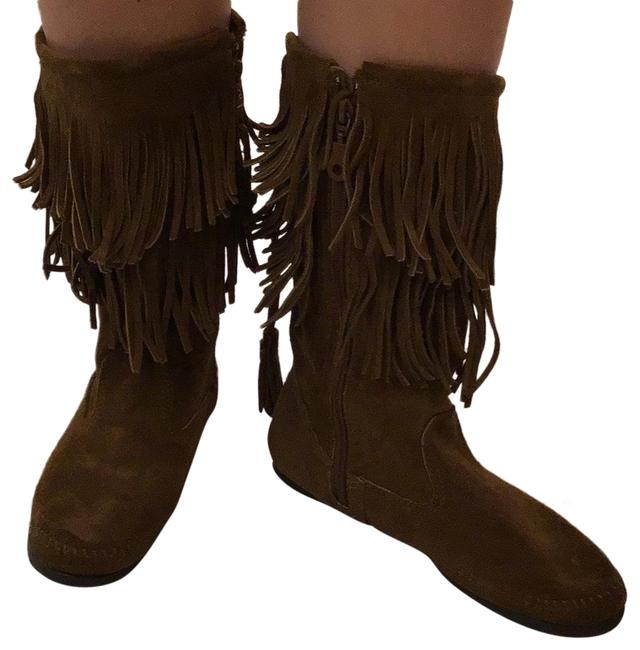 Item - Brown 1688 Boots/Booties Size US 8 Regular (M, B)