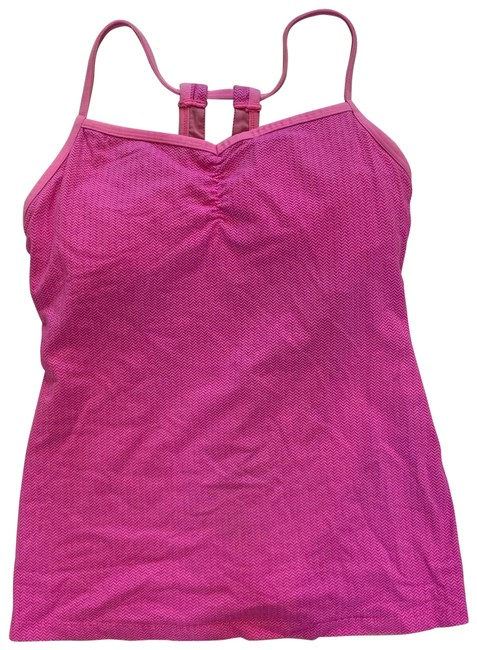 Item - Pink XS Athletic Tank Activewear Top Size 2 (XS)