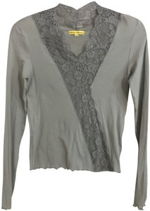 Catherine Malandrino New Like New Top Grey