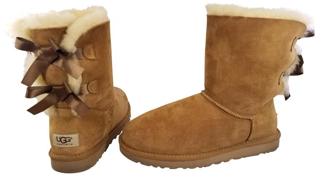 Item - Chestnut Bailey Bow Boots/Booties Size US 6 Regular (M, B)