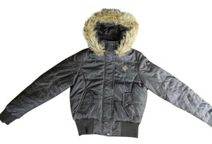South Pole Collection Winter Casual Formal Fluffy Furry Cute Winter Warm Cozy Comfortable Soft New Never Worn Coat