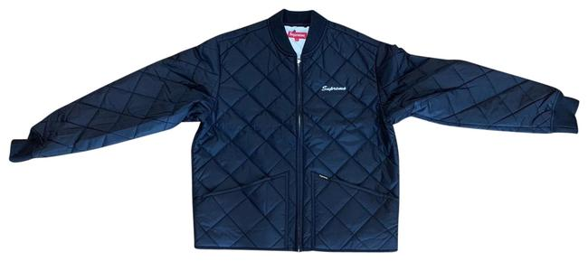 Item - Black X Dead Prez Quilted Work Jacket Size 10 (M)