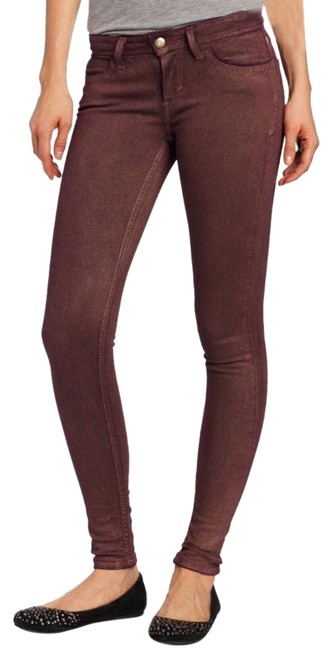 Item - Brown Style # 535 Skinny Jeans Size 2 (XS, 26)