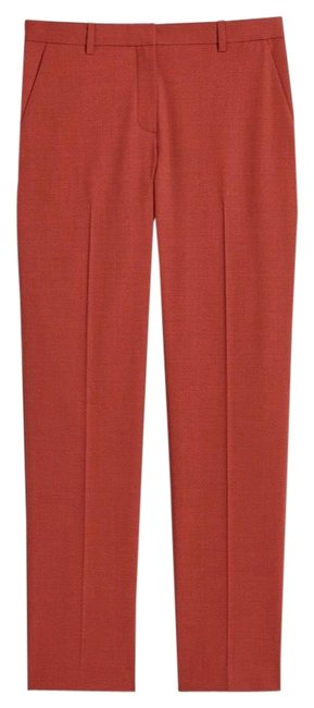 Item - Red Travel Wool Pants Size 2 (XS, 26)