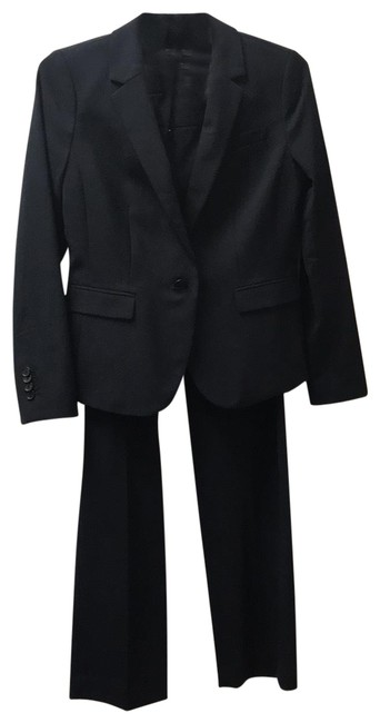 "Item - Navy Please See ""description."" Pant Suit Size 4 (S)"