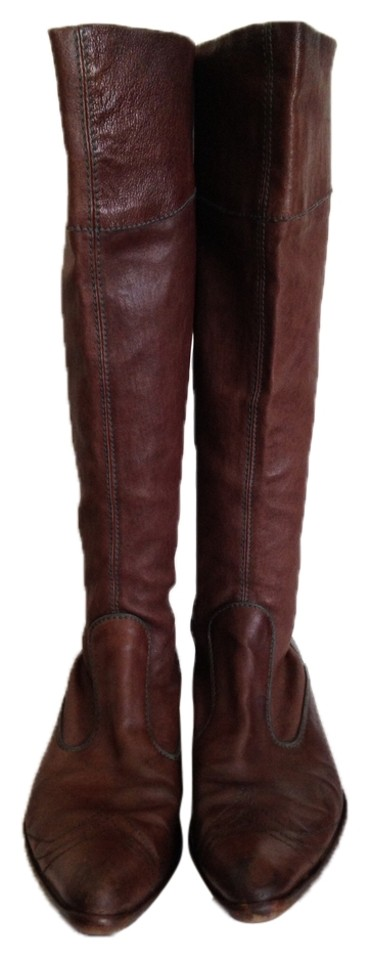 ladies Henry Beguelin Brown quality Boots/Booties quality Brown f446ba