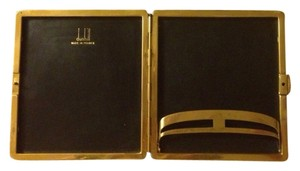 Alfred Dunhill Vintage Dunhill Sidecar Leather Cigarette Case