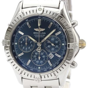 Breitling Breitling Shadow Automatic Stainless Steel Sports Watch A35312