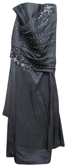 Item - Black 10052/ Long Formal Dress Size OS (one size)
