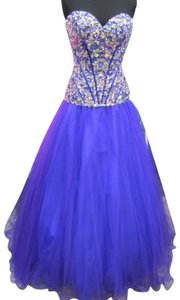 MADISON JAMES Night Prom Homecoming Dress