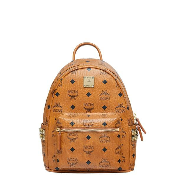 Item - Cr New Visetos Stark Brown Canvas Backpack