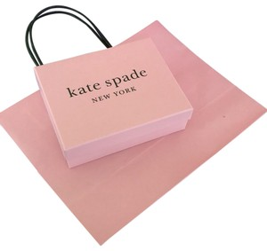 Kate Spade Kate spade gift Box set box size 5.5x4.5x2 perfect for small wallet and jewelry