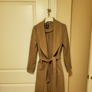 French Atmosphere Trench Coat