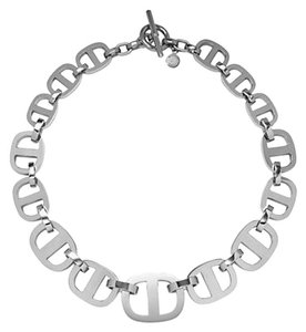 Michael Kors NWT Michael Kors Graduated Maritime Link Statement Necklace
