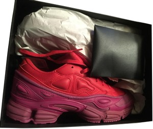 adidas by Raf Simons pink and red Athletic