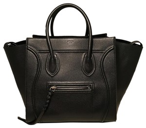 Céline Phantom Phantom Luggage Phantom Phantom Luggage Tote in black
