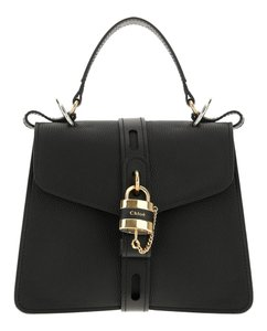 Chloé Aby Calf Leather Shoulder Bag