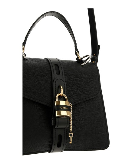 Chloé Aby Calf Leather Shoulder Bag Image 2