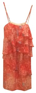 MM Couture short dress Coral on Tradesy