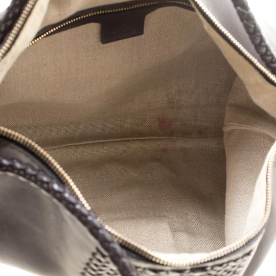 Gucci Leather Gold Shoulder Bag Image 9
