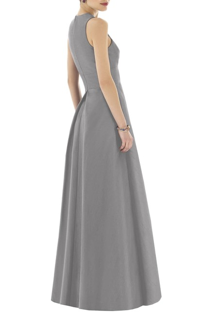 Alfred Sung Bridesmaids Gown Wedding Gown Dress Image 1
