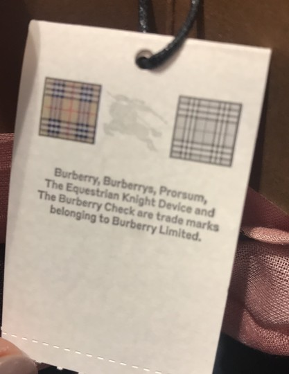 Burberry pink check Burberry Image 2