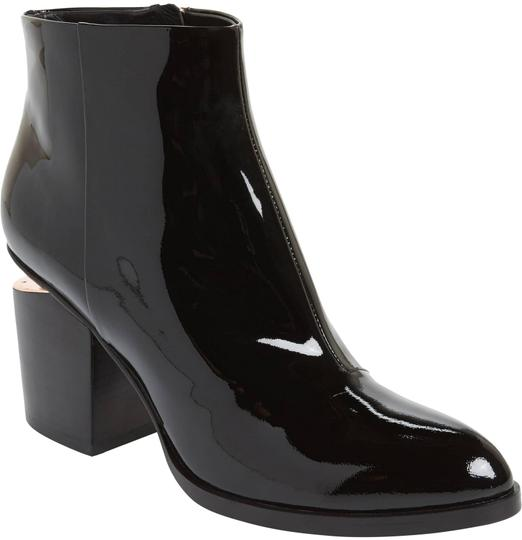 Alexander Wang Gabi Patent Hollywood Black Boots Image 0