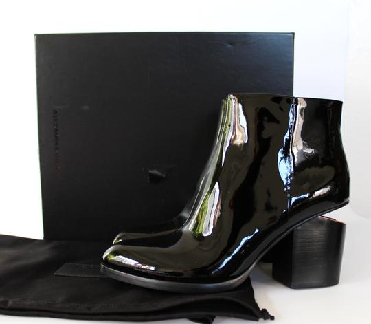 Alexander Wang Gabi Patent Hollywood Black Boots Image 1