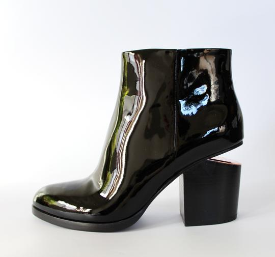 Alexander Wang Gabi Patent Hollywood Black Boots Image 7
