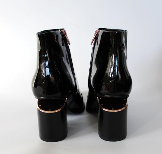 Alexander Wang Gabi Patent Hollywood Black Boots Image 8