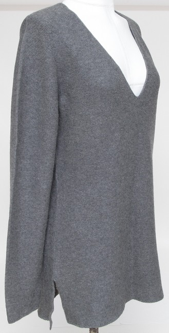 Wolford Cashmere V-neck Long Sleeve Sweater Image 1