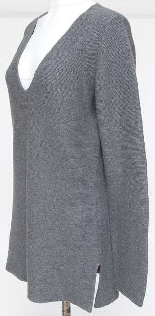 Wolford Cashmere V-neck Long Sleeve Sweater Image 2
