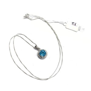 Other GORGEOUS!! Blue Stone Necklace