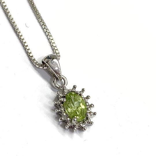 Other GORGEOUS!! Green Stone Necklace Image 5