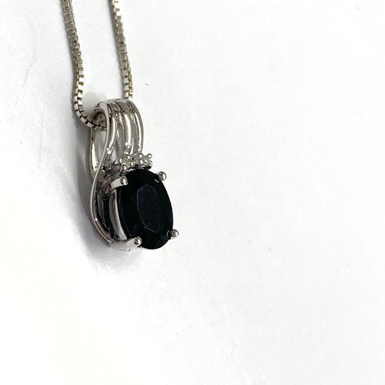 Other GORGEOUS!! Blue Stone Necklace Image 1