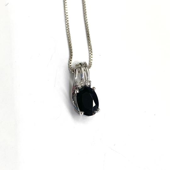 Other GORGEOUS!! Blue Stone Necklace Image 2