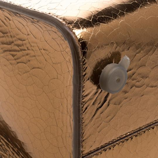 Dior Leather Gold Clutch Image 9