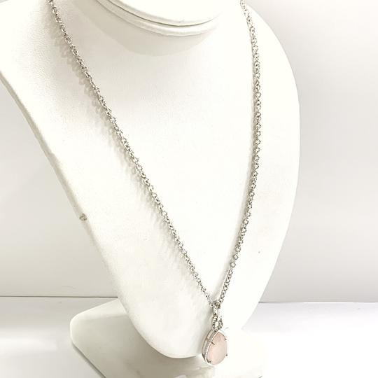 Other GORGEOUS!! Pink Stone Necklace Image 2