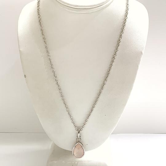 Other GORGEOUS!! Pink Stone Necklace Image 3